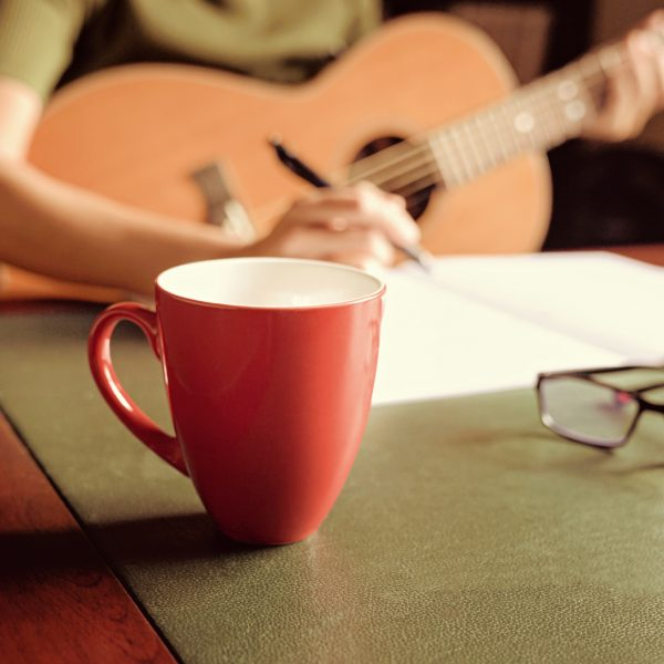 Songwriting Lab class