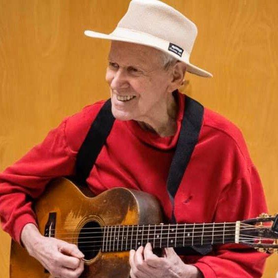 Frank Hamilton Swing Guitar class