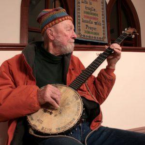 Seeger-style Banjo