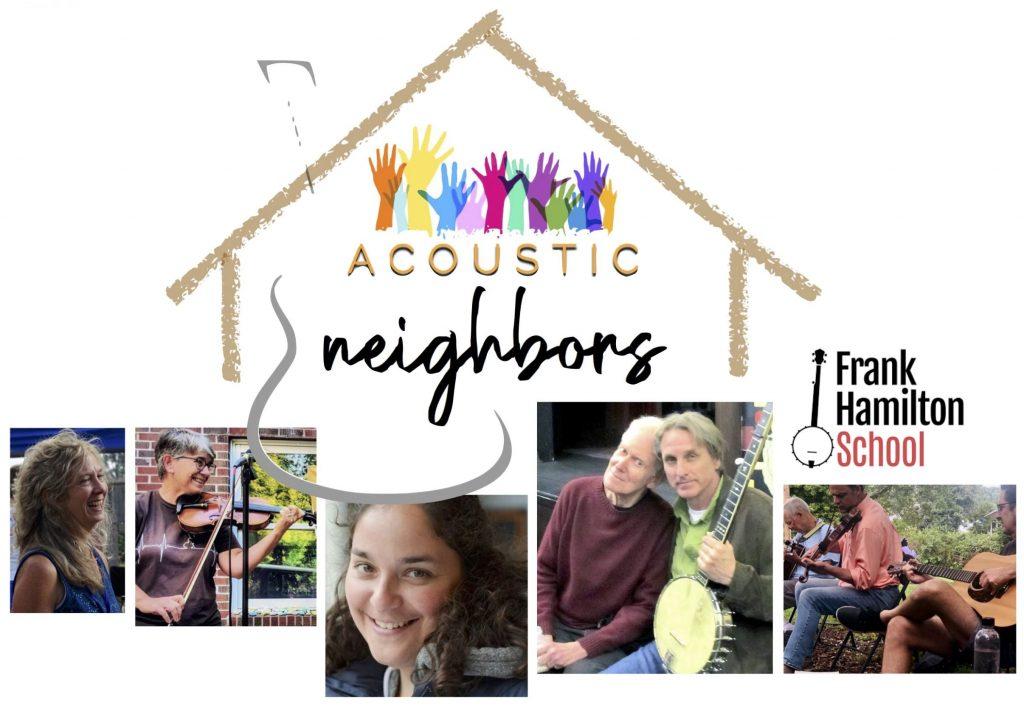 Acoustic Neighbors logo